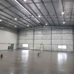 Completion of the new PCYC shed in Bunbury