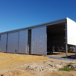Chemical/Fertalizer Storage Shed, Ravensthorpe, WA