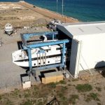 30 x 16 x 14.4m Maintenance Shed for Geraldton Boat Lifters