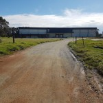 Complete Coolroom Storage Shed and Offices in Pinjarra, WA