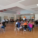 Auspan End of year family day lunch