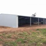Fodder storage shed in Mainelup, WA