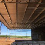 Construction of a new 36 x 26m Fodder Storage Shed in Esperance, WA