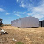 24 x 10.5 x 4.5m Shearing Shed near Esperance, WA