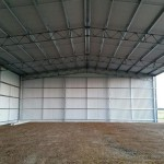 Completion of 32m(l) x 18m(w) x 6m(h) Machinery Shed in Esperance, WA