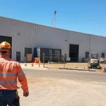 Port Hedland Port Authority Shed