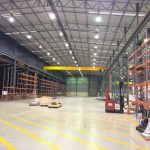 6 Gantry Cranes Supplied and Installed into an Existing Building in Forrestfield WA