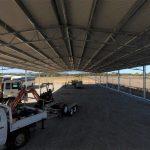 New Storage Shed for School Bus Logistics, Geraldton, WA