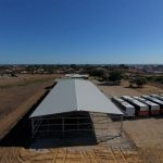 New Storage Shed for School Bus Logistics, Geraldton, WA