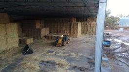 Weldon Beef Hay Storage Shed, Williams, WA