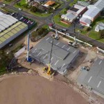 Second Auspan Roof Lift for Albany Agricultural Society