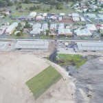 Amazing progress on the showgrounds for Albany Agricultural Society