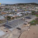 Auspan Roof Lift for Albany Agricultural Society