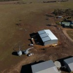 New fodder shed in Tambellup, WA