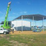 Machinery Shed Lift in Esperance, WA
