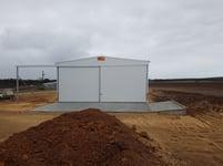 24 x 15 x 6.5 Grain Storage Shed, Green Range, WA