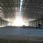 Progress on the Moora Citrus packing shed in Bindoon, WA