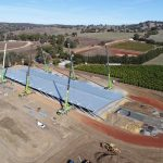 Auspan Rooflift for Moora Citrus in Bindoon, WA